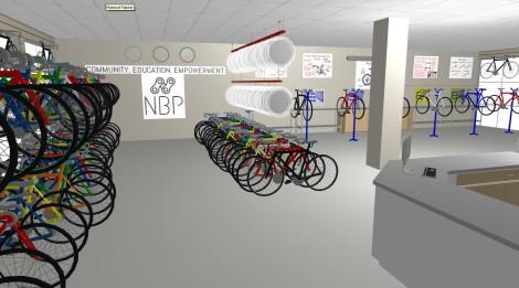 New Shop Design